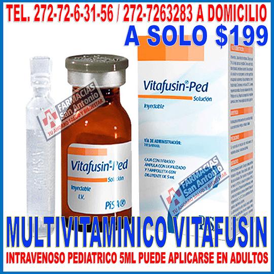 Multivitaminico IV VITAFUSIN Pediatrico