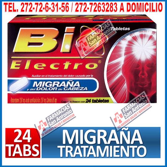 Bio electro  24capsulas