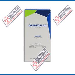 QUIMTULAC LACTULOSA JARABE 10 g / 15 ml Promoción