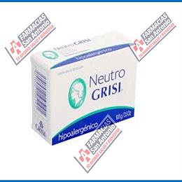 NEUTRO GRISI HIPOALERGÉNICO 100 g /3.5 oz