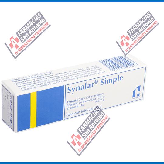 Synalar Simple 20 g PROMOCIÓN