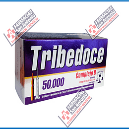 Tribedoce 50000 Complejo B iny 5 Promociones