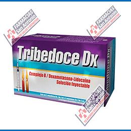 Tribedoce DX Complejo B Dexametasona 3Iny Promocion