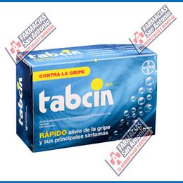 Tabcin azul efervescente 12 tabletas