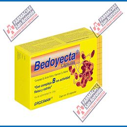 Bedoyecta 30 capsulas Promocion