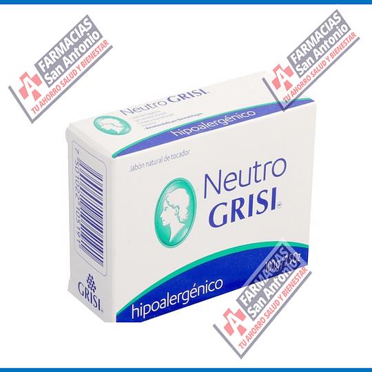 Jabon neutro Grisi 100g promocion