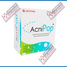 Jabon acnipop barra 90g promocion