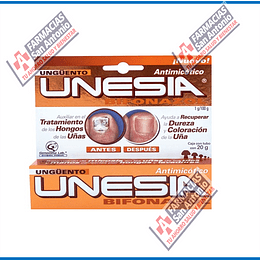 Unesia 20g antimicotico