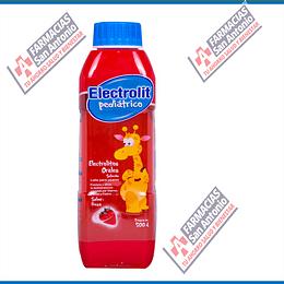 Suero pediatrico Electrolit fresa 500ml