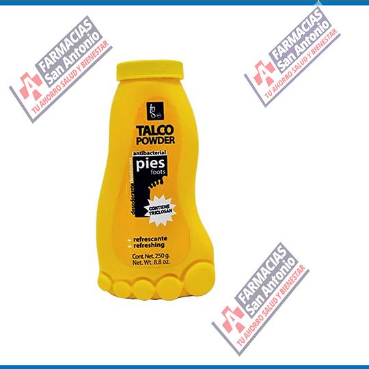 talco ´para pier y cuerpo powder 250g Promoción