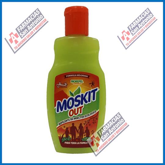 Moskit out repelente de mosquitos  150ml Promoción