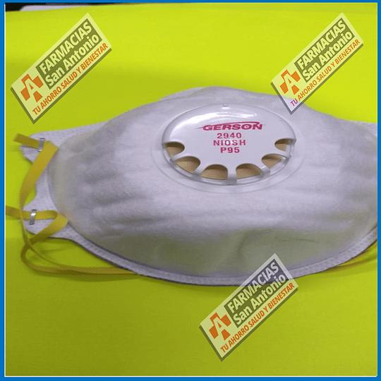 Mascarilla Gerson 2940 NIOSH 95 Promoción