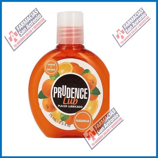 Prudence lub 75ml Naranja Promoción