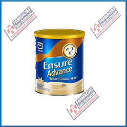 Ensure edvance proteína, vitaminas y minerales, omega 3 y 6 fibra 400g Promoción