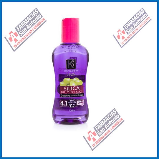 silica uva keramidas vitamina 105ml Promoción