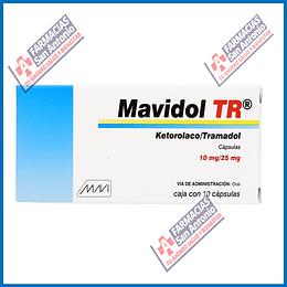 Mavidol TR 10mg/25mg
