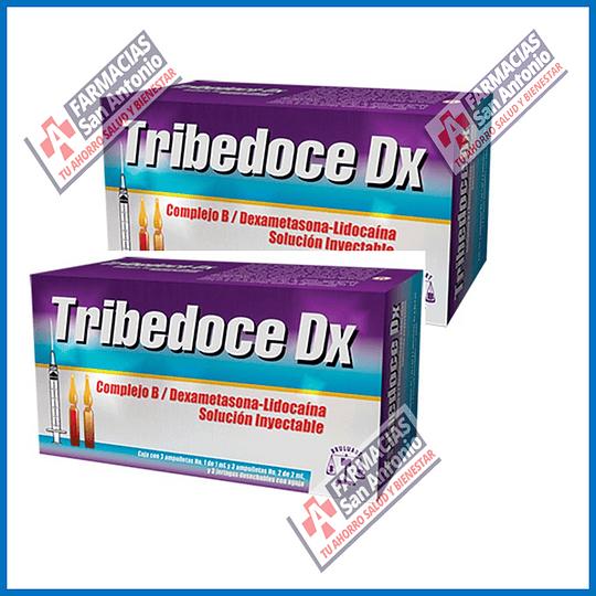 TRIBEDOCE DX  3 AMPOLLETAS