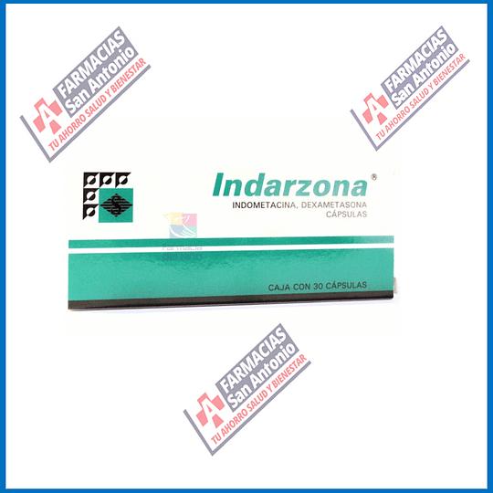 Indarzona 30 tabletas