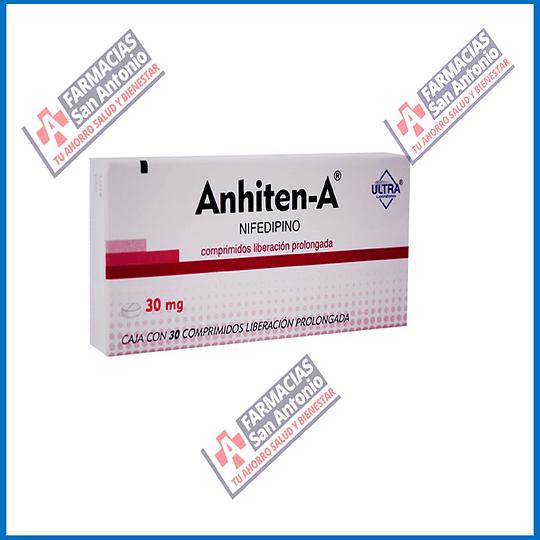 Nifedipino 30mg (30 comprimidos) Promoción