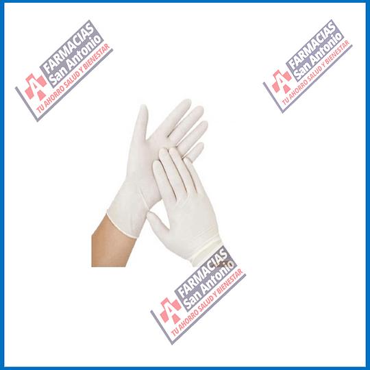 guante quirurgico (CH, M, G)  esteril Promocíón