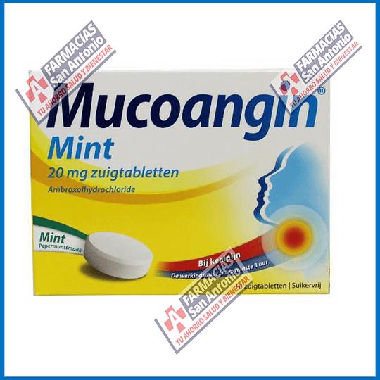 mucoangin  ambroxol pastillas 20 mg PROMOCIÓN