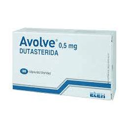 Avolve 0,5 mg 30 cápsulas