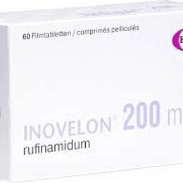 Inovelon 200 mg. 30 comprimidos recubiertos