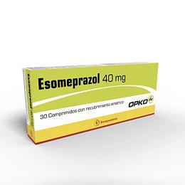 Esomeprazol 40mg x 30 comprimidos -  Opko