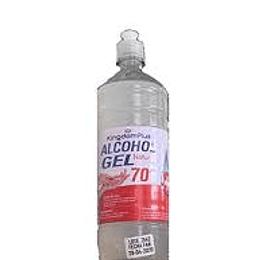ALCOHOL GEL KINGDOM PLUS 70% X 1 LT