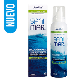 Sanimar Isotonico Spray Nasal 120 Ml
