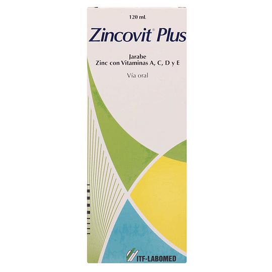 Zincovit plus jbe x 120 ml