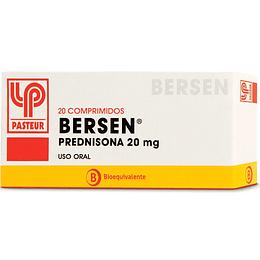 BERSEN COM.20MG.20