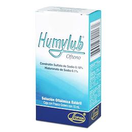 HUMYLUB OFTENO  SOL OFT X 15 ML