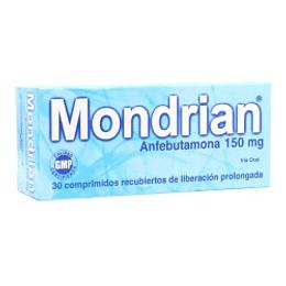 Mondrian 150 mg 30 comprimidos