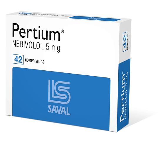 Pertium 5 mg por 42 unidades