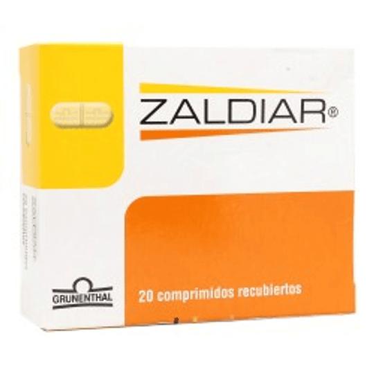 Zaldiar 20 comprimidos