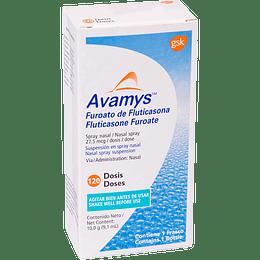 Avamys 27,5 mg Spray Nasal 120 dosis