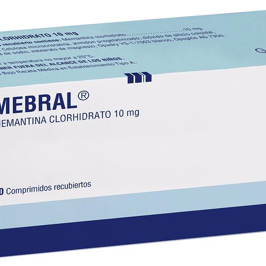 Mebral Tableta Recubierta 10 Mg por 60 unidades