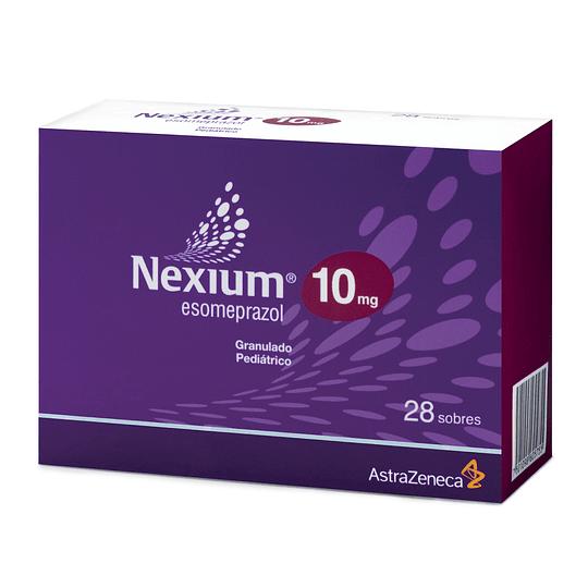 Nexium 10 mg 28 sobres