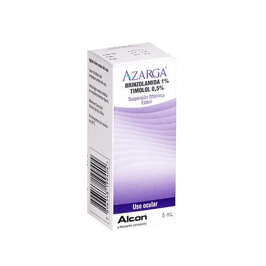 Azarga Suspensión Oftálmica 5 ml