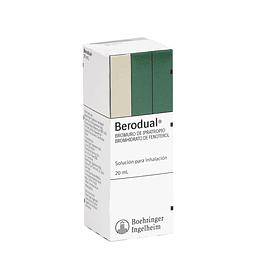 Berodual Solución Nebulización 20 ml