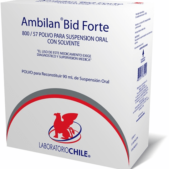 Ambilan Bid Forte 800 / 57 Suspension 90 ml