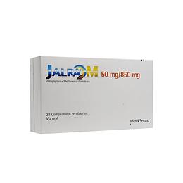 Jalra M 50 /850 mg 28 comprimidos