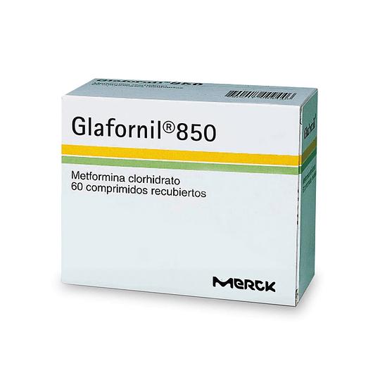 Glafornil 850 mg 60 comprimidos