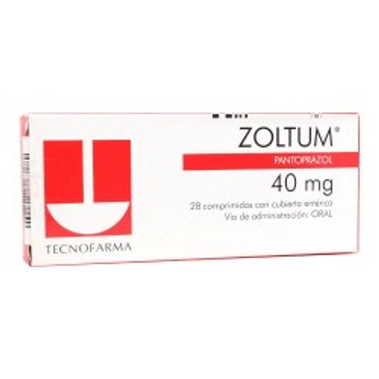 Zoltum 40 mg 28 comprimidos