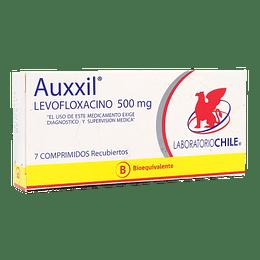 Auxxil 500 mg 7 comprimidos