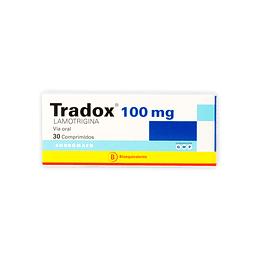 Tradox 100mg x 30 comprimidos