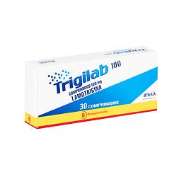 Trigilab 100 mg 30 comprimidos