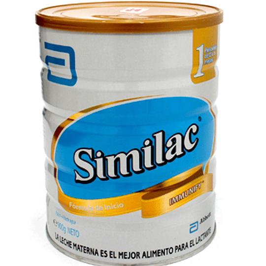 Similac 1  Polvo 900 gramos