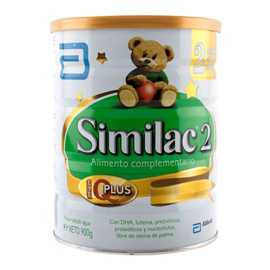 Similac 2  Polvo 900 gramos